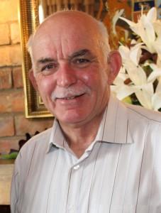 Irwyn McKibbin - Trustee Children's Heart Federation